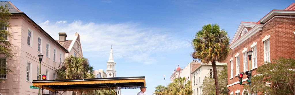 A Historical Tour of Charleston