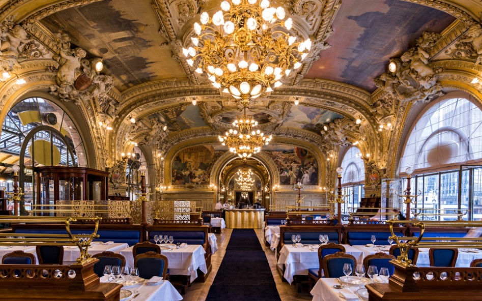 The Best Train Station Restaurants