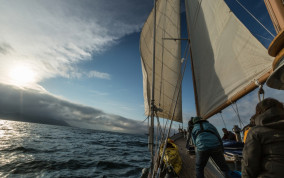 Go On a Sailing Expedition Along Canada's Pacific Coast