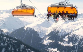 There is a Global Niche Industry in Luxe Multi-Seat Chairlifts for Some Reason
