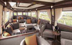 The Belmond Grand Express: Ireland's Answer to the Orient Express