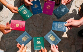 Your Passport Color Has a Political, Symbolic, Traditional or Religious Connotation