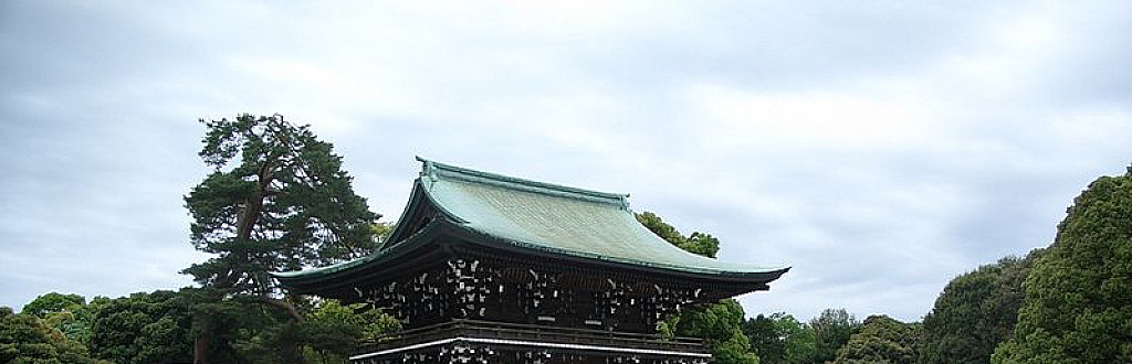 Meiji Shrine in Tokyo is the World's Most Visited Religious Shrine