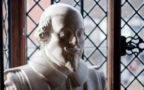 A fascinating visit to Home of legendary playwright Shakespeare