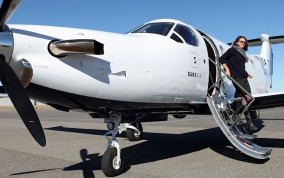 Surf Air Expands Unlimited Private Jet Service from California to Europe