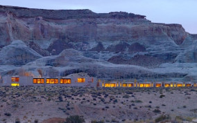 The Amangiri Desert Resort in Utah is Surreally Real
