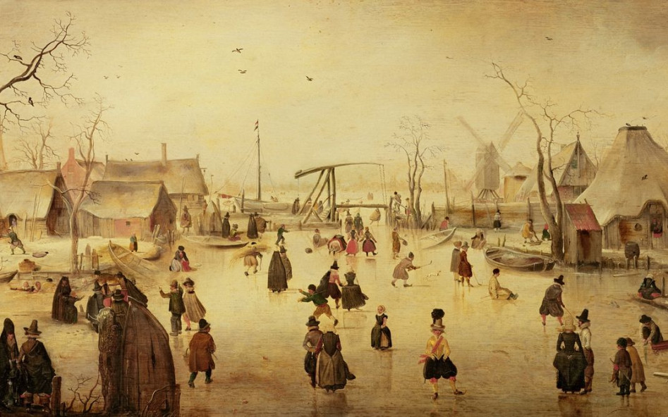 How fashion adapted to climate change - in the Little Ice Age