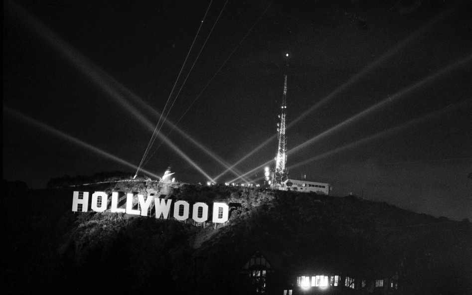 The history of the Hollywood sign, from public nuisance to symbol of stardom