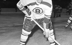 Willie O'Ree's little-known journey to break the NHL's color barrier