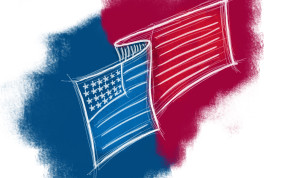 Red state, blue state: How colors took sides in politics