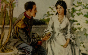 As the Royal Wedding approaches, what can one of the world's greatest novel teach us about marriage?