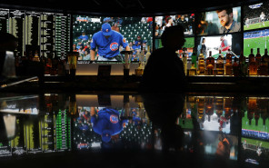 With the Supreme Court's pending sports gambling decision, states are already prepping for legalizat