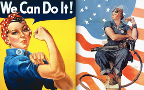 How one 'Rosie the Riveter' poster won out over all the others and became a symbol of female empower