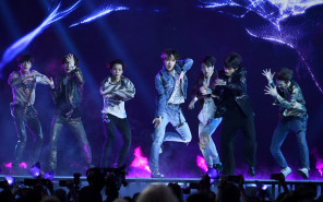 How Korean boy band BTS toppled Asian stereotypes - and took America by storm